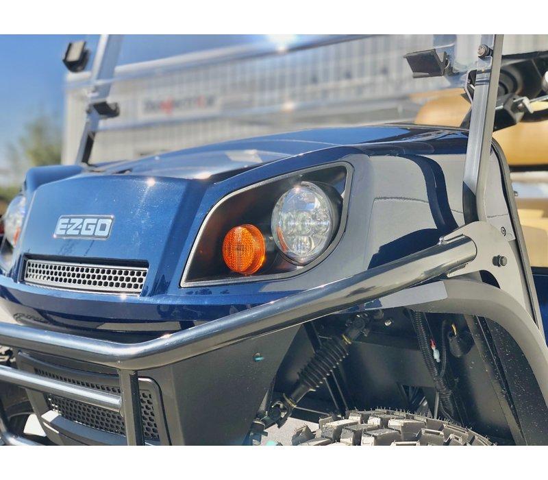 2020 E-Z-GO EXPRESS S4-G EFI (PATRIOT BLUE)
