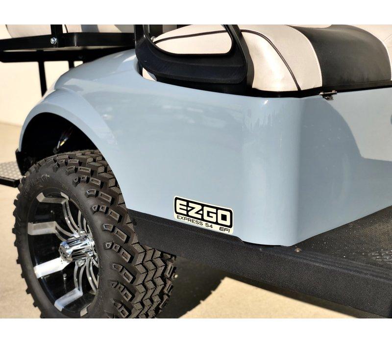 2020 E-Z-GO EXPRESS S4-G EFI (OCEAN GREY)