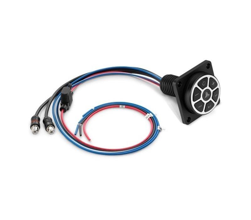 JL Audio Weatherproof Bluetooth W/280W Stereo Amp & 2 Speakers