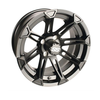 "NIVEL 14"" EXPLORER MATTE BLK- STEEL BELTED RADIALS- SET OF 4"