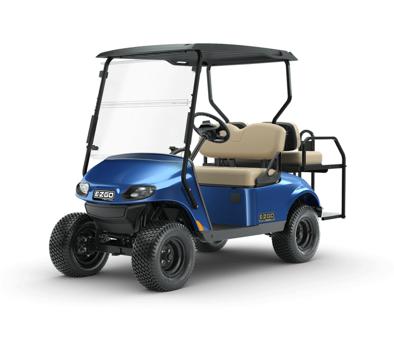 2020 E-Z-GO VALOR EX1 EFI (ELECTRIC BLUE)