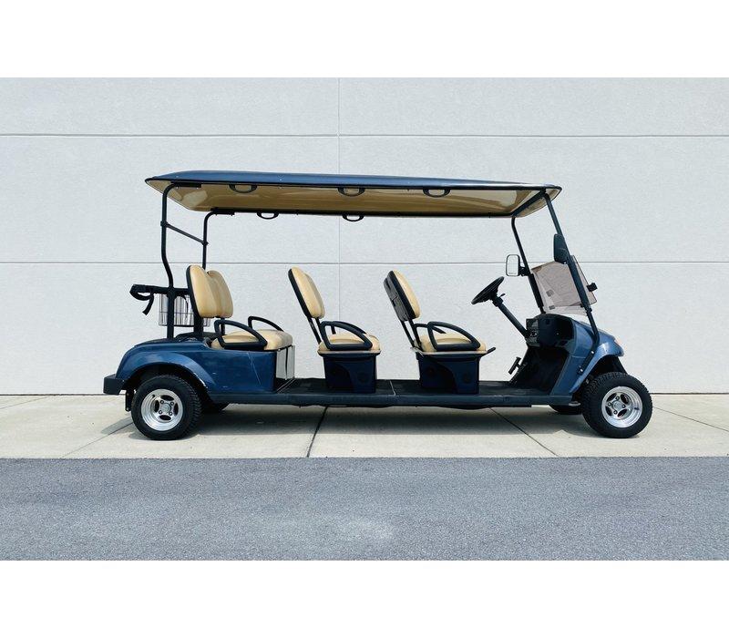 2014 GATOR MOTO 6P (BLUE)