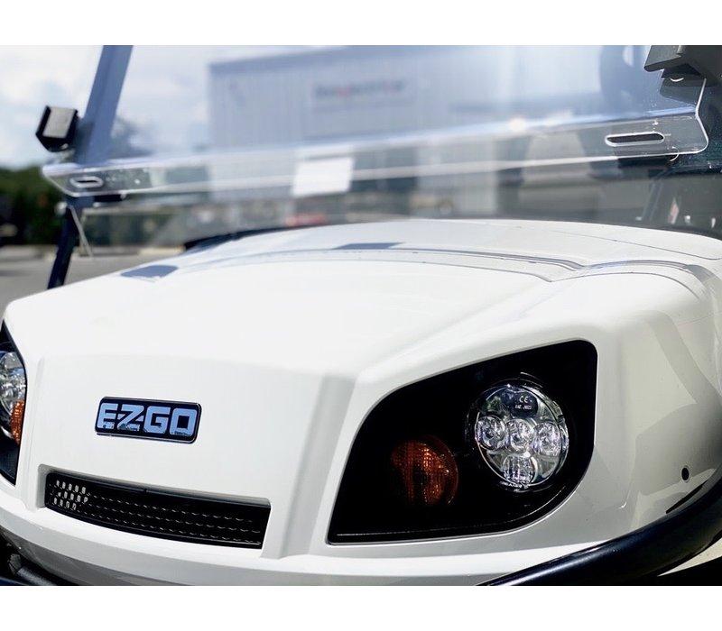 2021 E-Z-GO EXPRESS S6 72V  (BRIGHT WHITE)