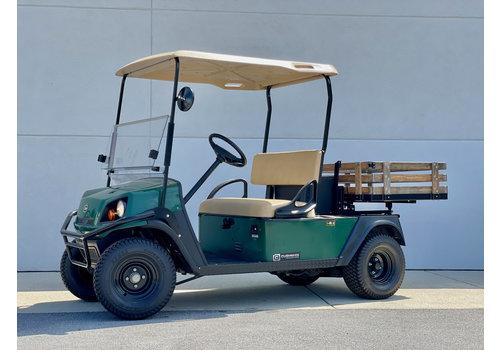CUSHMAN 2013 CUSHMAN HAULER 1200-G (GREEN) (WOOD BED AND TOOL BOX)