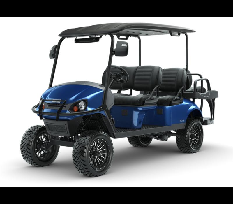 2021 E-Z-GO EXPRESS L6 EFI  (ELECTRIC BLUE)