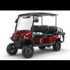 2021 E-Z-GO EXPRESS L6 EFI (INFERNO RED)