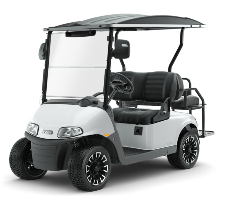 2021 E-Z-GO RXV ELITE (BRIGHT WHITE)