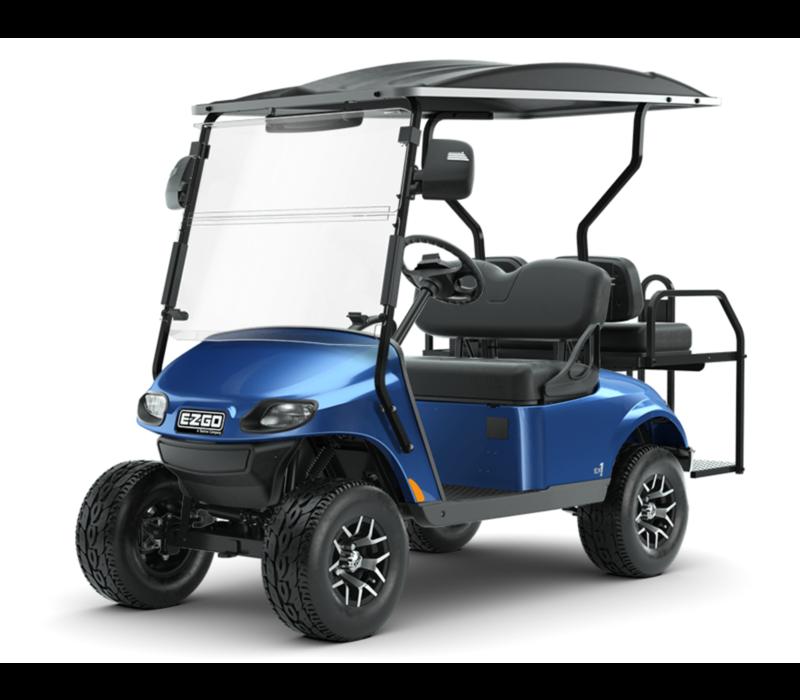 2021 E-Z-GO VALOR EX1 EFI (ELECTRIC BLUE)