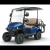 E-Z-GO 2021 E-Z-GO EXPRESS S4 EFI (ELECTRIC BLUE)