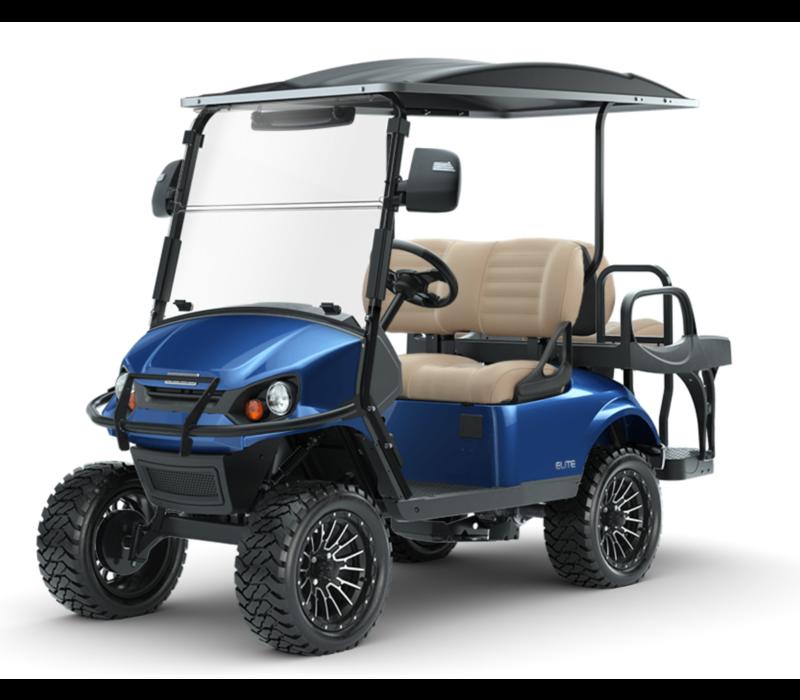 2021 E-Z-GO EXPRESS S4 EFI (ELECTRIC BLUE)