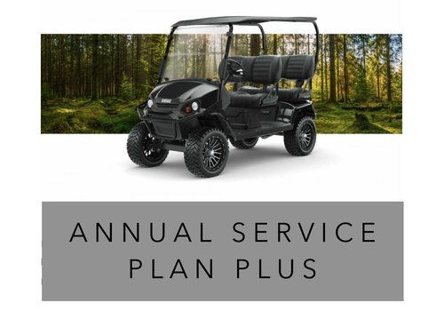 Annual Service Plan PLUS