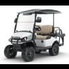 E-Z-GO 2021 E-Z-GO EXPRESS S4 EFI (BRIGHT WHITE)