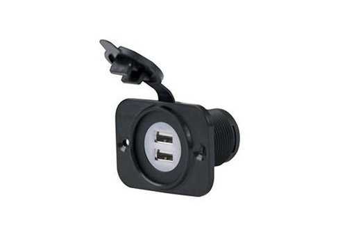 E-Z-GO 12V DUAL USB CHARGER RECEPTACLE