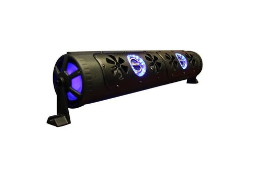 E-Z-GO BAZOOKA STEREO PARTY BAR BLUETOOTH SPEAKER
