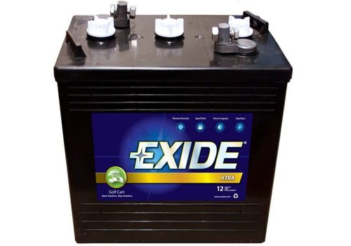 EXIDE GC110 6 VOLT BATTERY EXIDE GC-110 110AMP HR