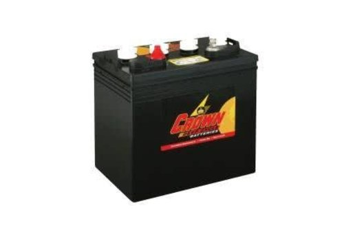 CROWN CR165 8 VOLT BATTERY CROWN 117AMP HR