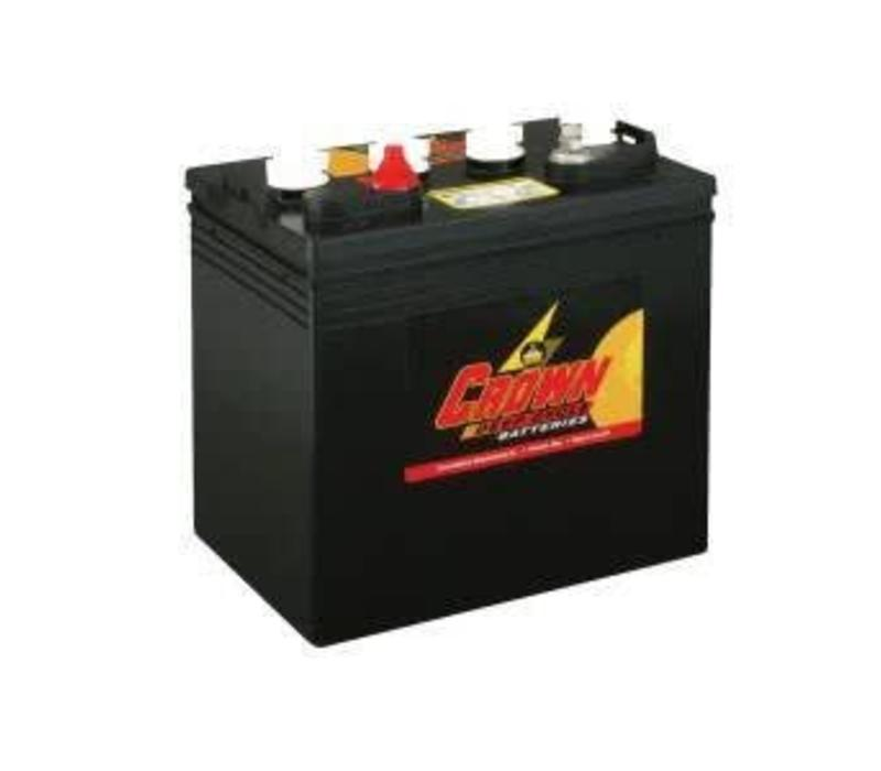 CR165 8 VOLT BATTERY CROWN 117AMP HR