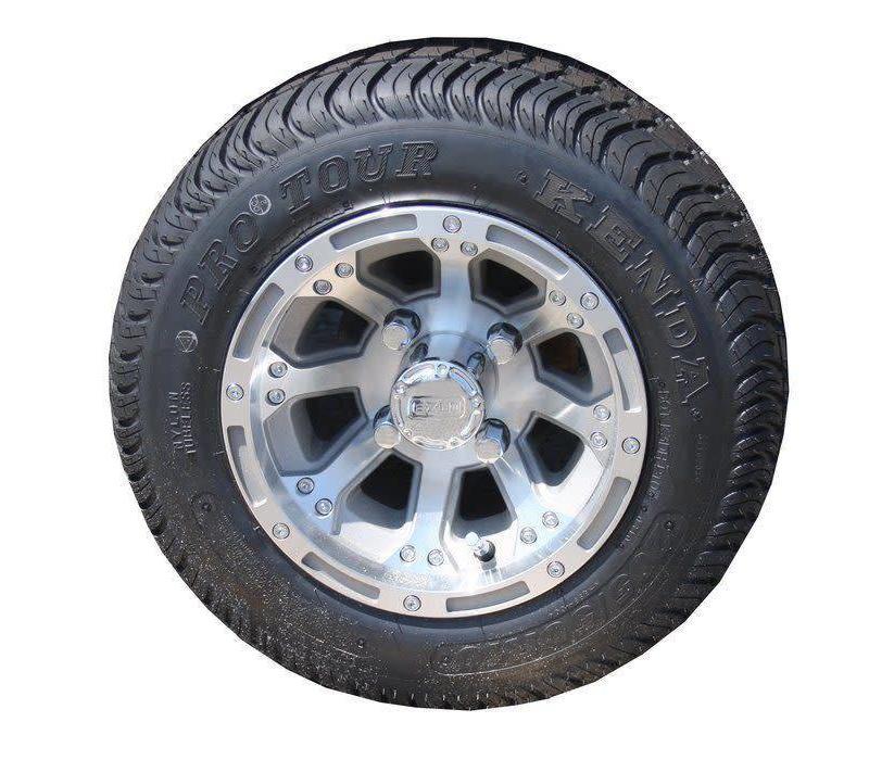 """10"""" Diamond Wheel w/Radial Protour (205/50R10) SET"""