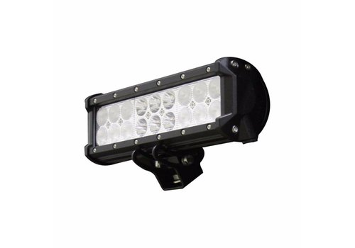 "10"" DUAL ROW WHITE LED LIGHT BAR"