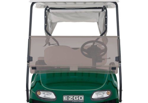 E-Z-GO 14-UP TXT HINGED WINDSHIELD