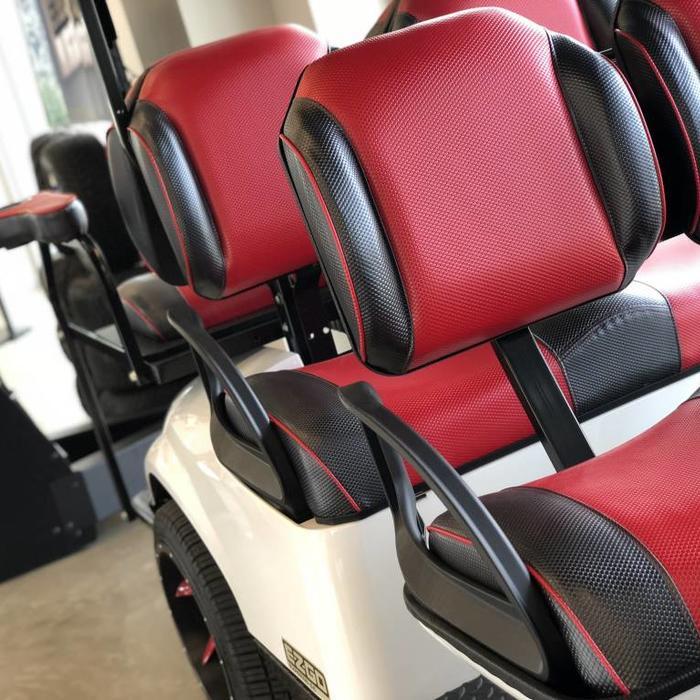 Seats & Arm Rest