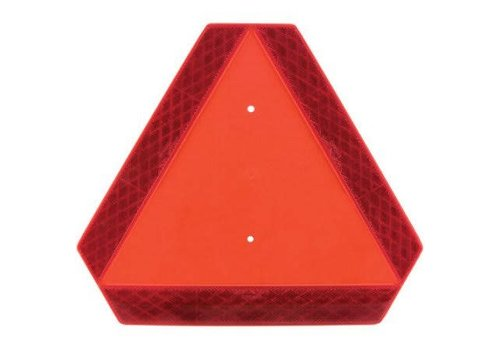 Maverick Advantage SLOW MOVING TRIANGLE WITH DIXIE LOGO