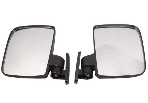 Maverick Advantage SIDE VIEW MIRROR KIT WITH DIXIE LOGO
