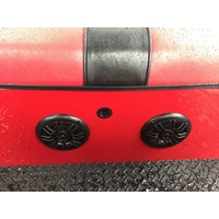 AMP/SPEAKER PACKAGE WITH BLUETOOTH