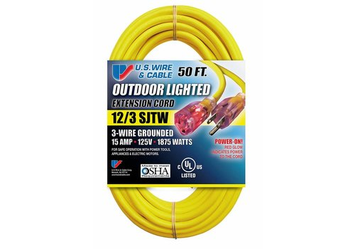 AMAZON EXTENSION CORD 50FT