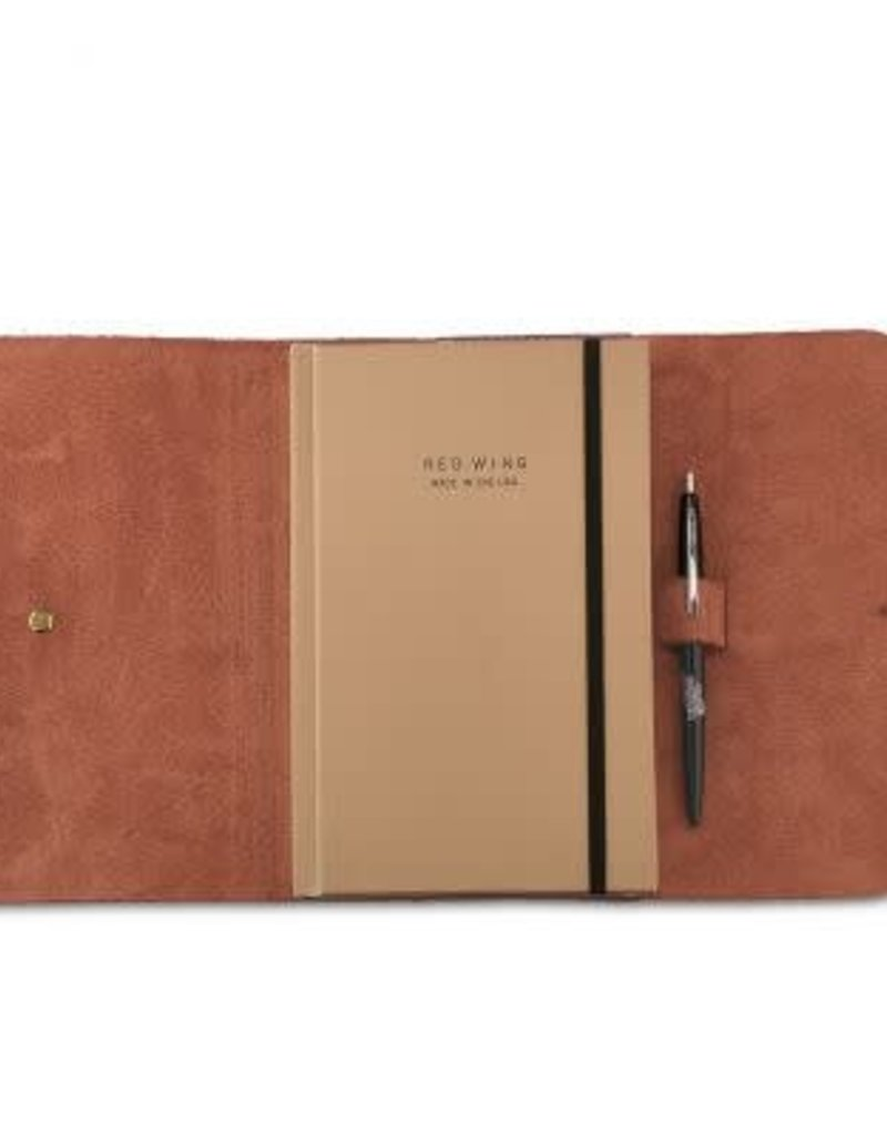 Red Wing Shoe Company RW Leather Journal