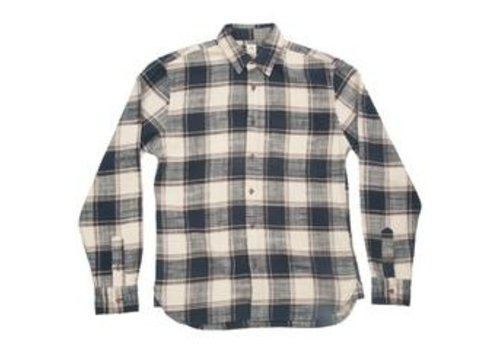 Kato KT Slim French LS Vintage Plaid