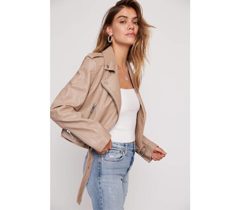 PIS Tracey Cropped Moto Jack