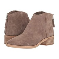 Tucker Zip Back Bootie