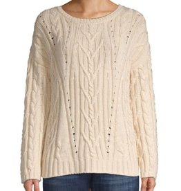 Ridley Cable Knit Sweater