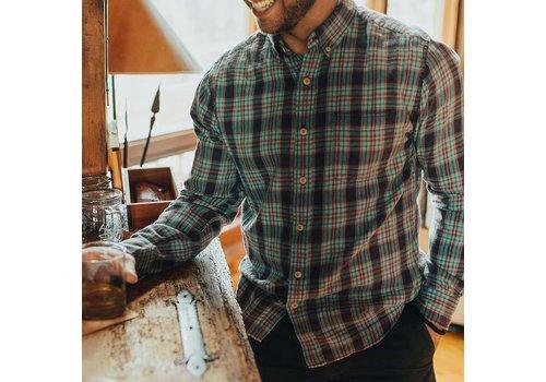 Normal Brand Seasons Plaid Button Down