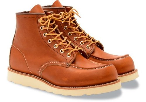 Red Wing Shoe Company Moc Toe Classic