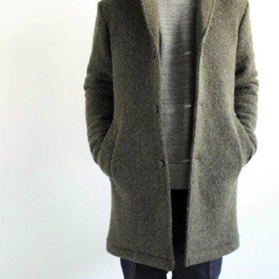 Kestin Hare Staffa Overcoat