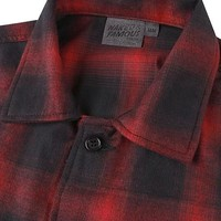 Lumber Jack Red Flannel