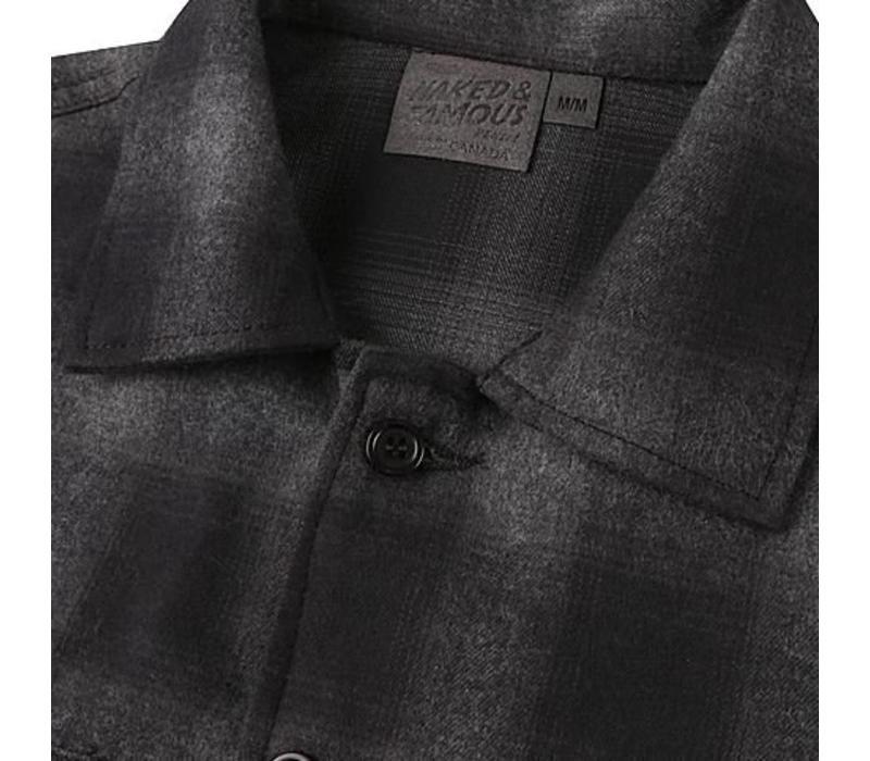Lumber Jack Grey Flannel