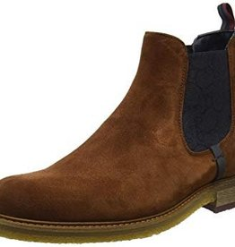 Ted Baker Bronzo Sued Chelsea Boot