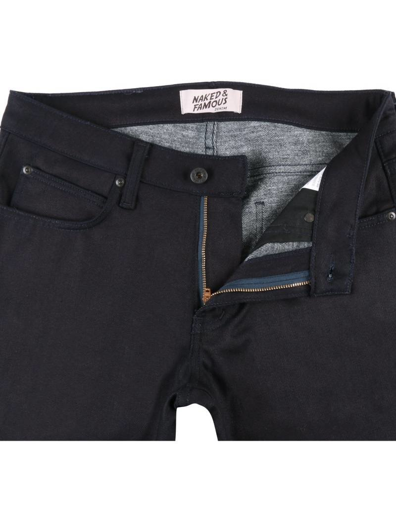 Naked & Famous NF SuperGuy Thermo Stretch
