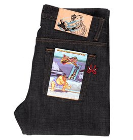 Naked & Famous Naked & Famous Weird Guy E Honda Heavyweight Sumo Selvedge Jean