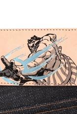 Naked & Famous Nakde & FamousWeird Guy E Honda Heavyweight Sumo Selvedge Jean