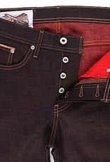 Naked & Famous Naked & Famous Super Guy  Ken Red Shoryuken Selvedge Jean