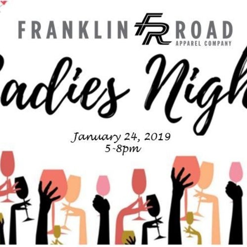 Ladies Night At Franklin Road Apparel