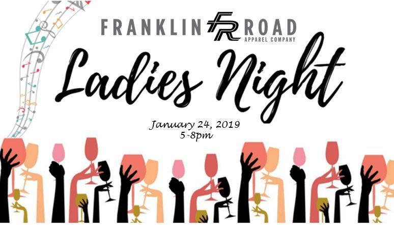 Ladies Night At Franklin Road Apparel