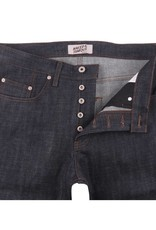 Naked & Famous Super Guy Deep Indigo Selvedge