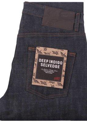 Naked & Famous Naked & Famous Super Guy Deep Indigo Selvedge Jean