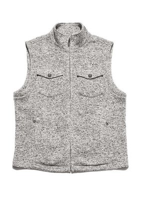 Lincoln Fleece Vest