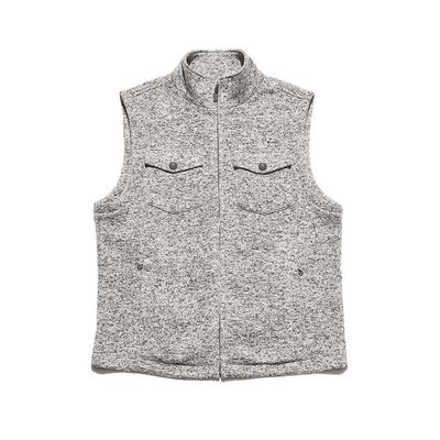 Normal Brand Lincoln Fleece Vest